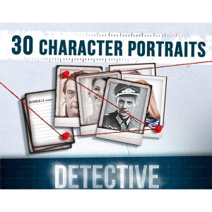 Detective: 30 characters...