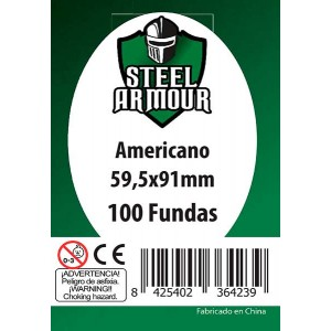 Fundas STEEL Asia (Americano)