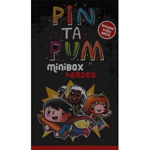 PinTaPum Minibox Heroes