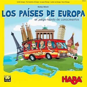 Los Paises de Europa -...