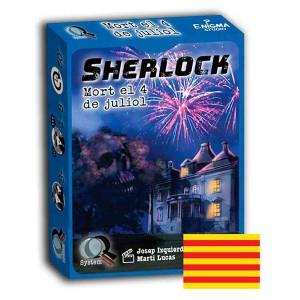 Sherlock: mort el 4 de juliol