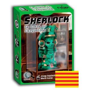 Sherlock: la tomba de...