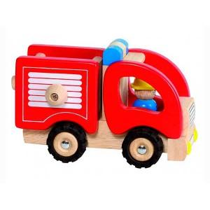 Camion de bomberos Goki