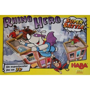 Rhino Hero Superbattle Català
