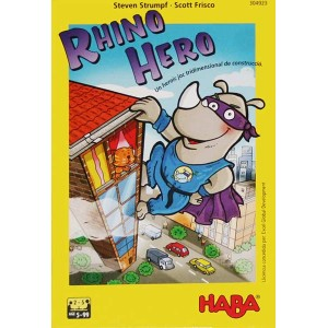 Rhino hero - Super Rino Català