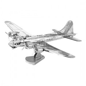 Metal Earth B-17 Flying...