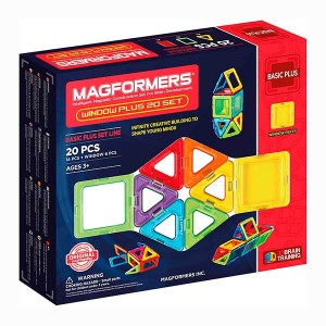 Magformers Windows Plus Set 20