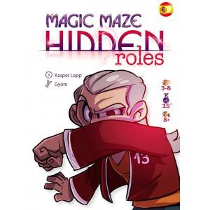 Magic Maze: roles ocultos