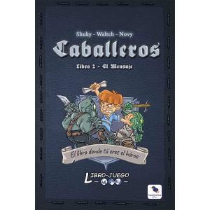Libro juego Caballeros 2:...