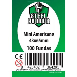 Fundas STEEL Mini USA