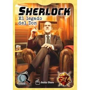 Q: Sherlock El legado del Don