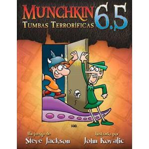 Munchkin 6.5 - Tumbas...