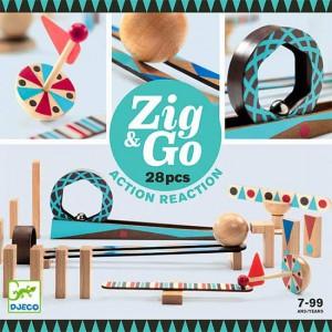 Zig&Go 28 piezas
