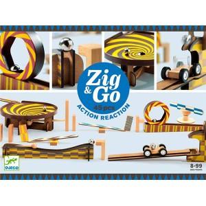 Zig&Go 45 piezas