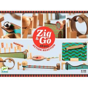 Zig&Go Big Boum Wall 48 piezas