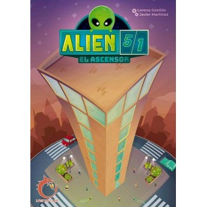 Alien 51 el ascensor