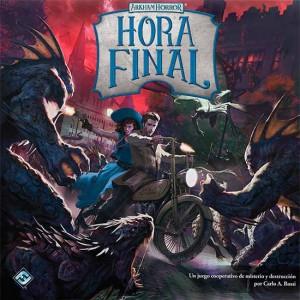 Hora Final - Arkham Horror