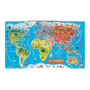 Puzzle magnetico Atlas del...