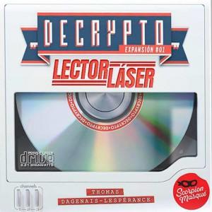 Decrypto Lector Laser
