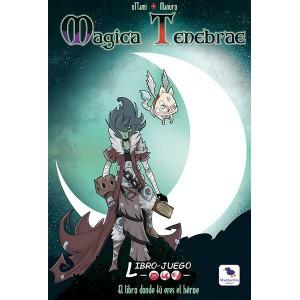 Libro juego Magica Tenebrae