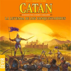 Catan - La leyenda de los...