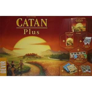 Catan Plus 2019