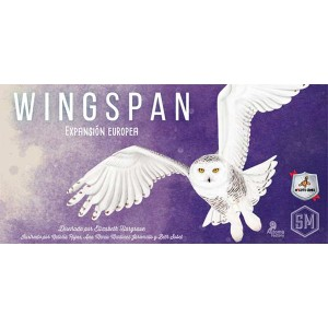 Wingspan: expansion europea