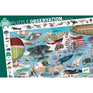 Puzzle Observación Aero...
