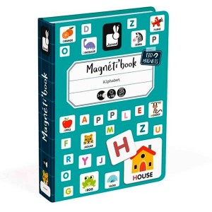 Magnetic Book English Alphabet