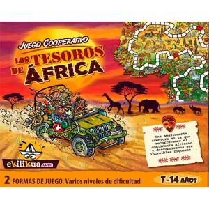 Los tesoros de Africa