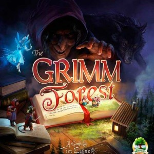 The Grimm forest + cartas...