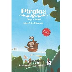 Libro juego Piratas