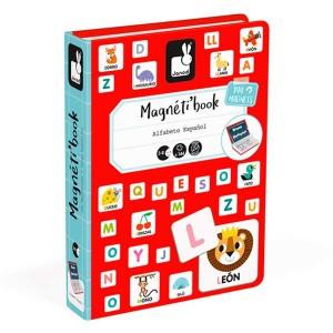 Magnetic Book Alfabeto Español