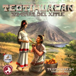 Teotihuacan: sombras de Xitle