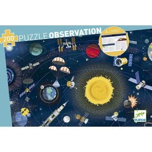 Puzzle Observación Espacio...