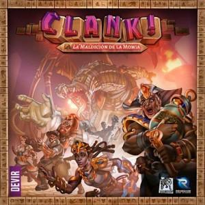 Clank!: la maldicion de la...