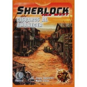 Sherlock Far West Disparos...