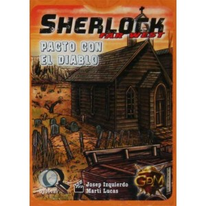 Sherlock Far West Pacto con...