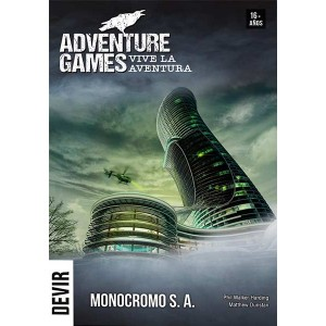 Adventure Games Monocromo S.A.