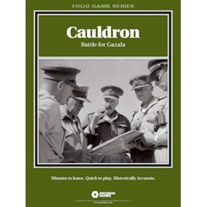 Cauldron: battle for Gazala...