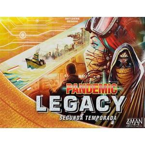 Pandemic Legacy Segunda...