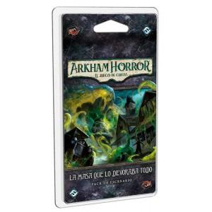 Arkham Horror LCG: la masa...