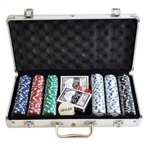 Maletin Poker Hot Games -...