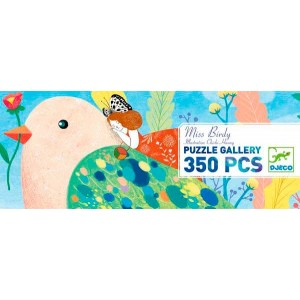 Puzzle Gallery Miss Birdy -...