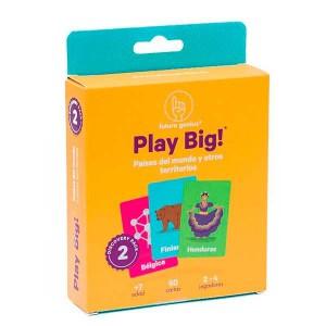Play Big! Paises del mundo...