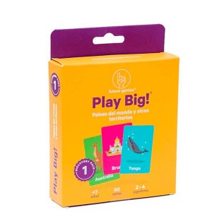 Play Big! Paisos del mon i...