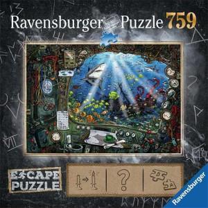 Puzzle Escape En el submarino