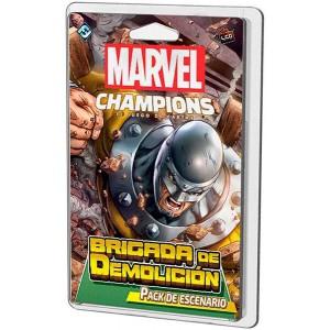 Marvel champions: Brigada...