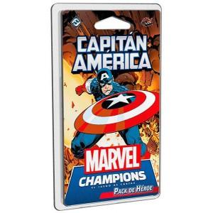Marvel champions: Capitan...
