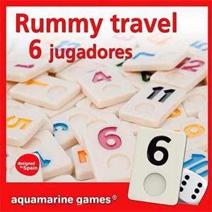 Rummy Viaje 6 Aquamarine
